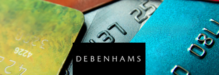 Debenhams Store Card PPI Claim