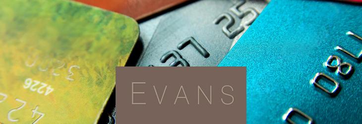 Evans Store Card PPI Claim