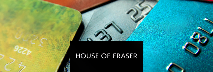 House of Fraser Store Card PPI