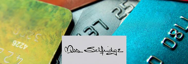 Miss Selfridge Store Card PPI Claim