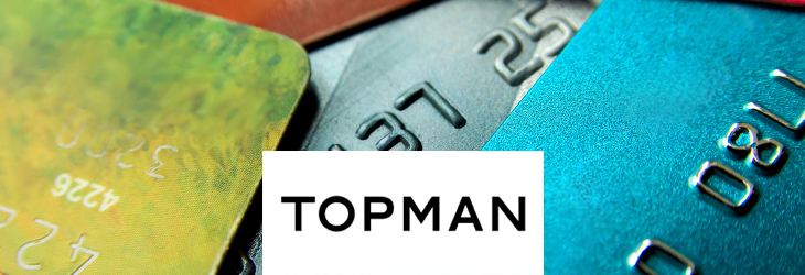 Topman Store Card PPI Claim