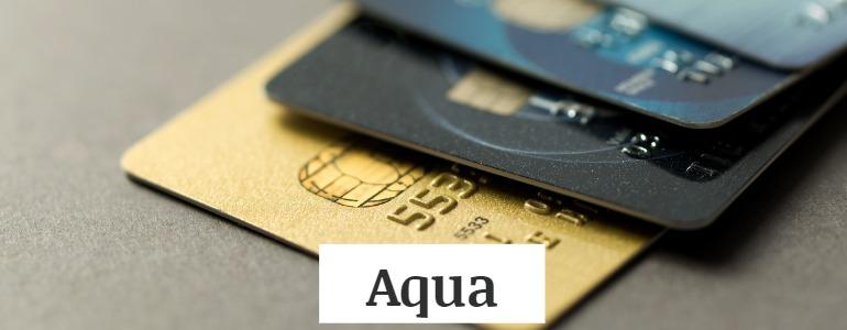 Aqua credit card ppi