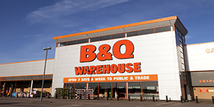 B&Q Warehouse